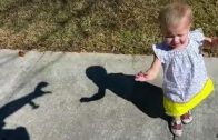 Baby-Scared-of-Shadow-It39s-Like-a-Ghost-FUNNY-Compilation-Videos-attachment