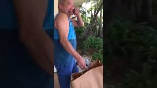 Daughter-Repeatedly-Scares-Dad-With-Airhorn-988117