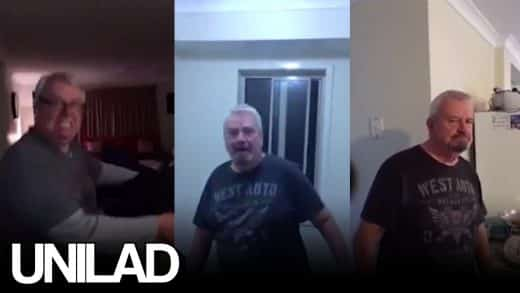 Lad-Scares-Shit-Out-Of-His-Dad-UNILAD