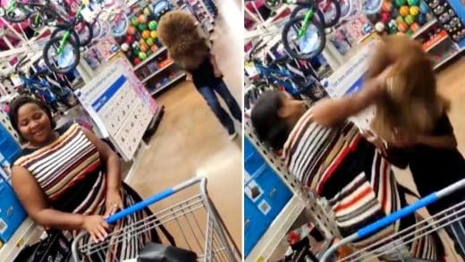 Mom-Accidentally-Punches-Son-Who-Tried-to-Scare-Her-With-Chewbacca-Mask