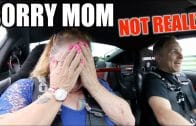 My Daughter Scared my Mom!!