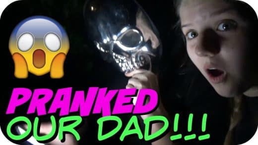 PRANKED-OUR-DAD-JUMP-SCARE-FAMILY-VLOG-Taylor-and-Vanessa
