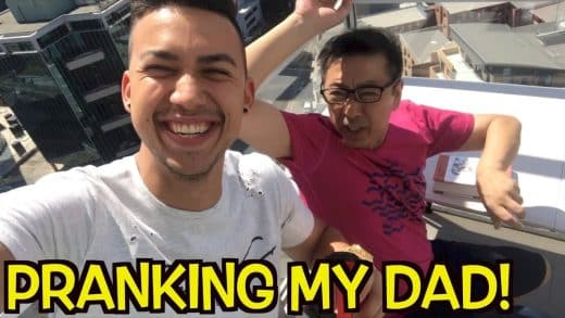 PRANKING-MY-DAD-IN-AUSTRALIA-AsianParents-FatherSonGoals