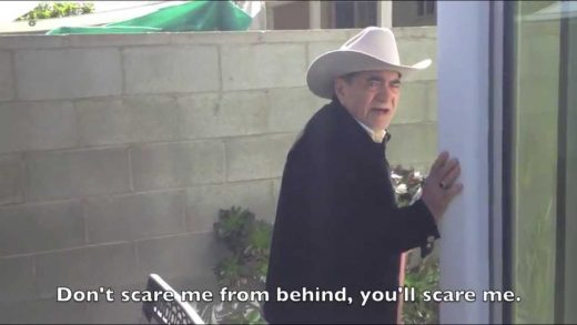 Scaring-My-Grandpa-Nicely