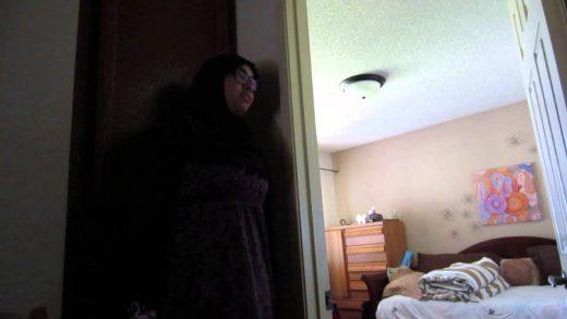 Scaring-my-grandma