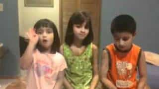 Scaring-my-little-Cousins